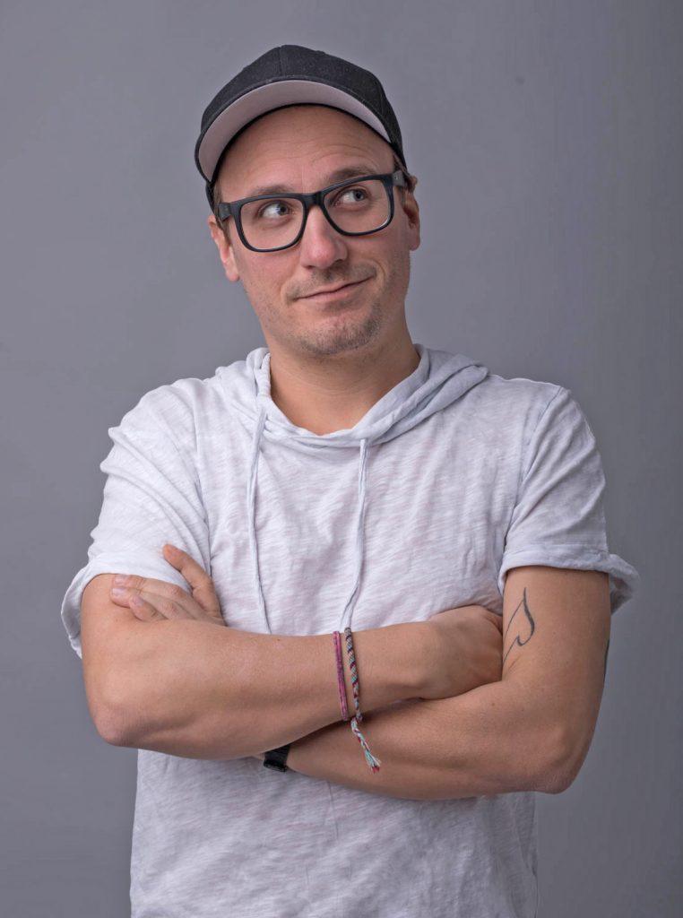 Der Storb / Comedian / Moderation