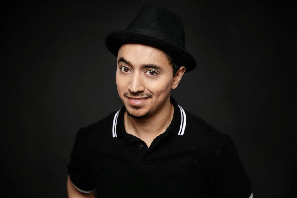 Salim Samatou / Comedian